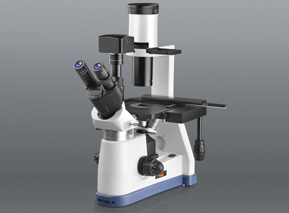 TRINOCULAR TISSUE CULTURE MICROSCOPE - 6000 TTCM (STAR)